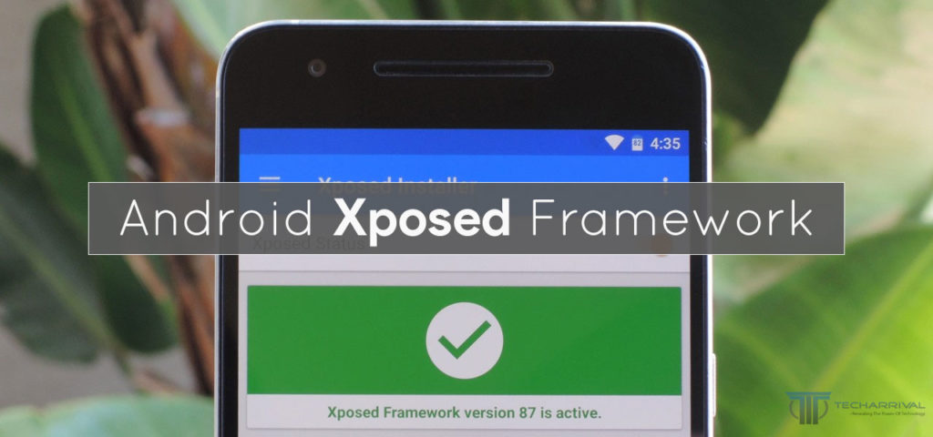 Android Xposed Framework