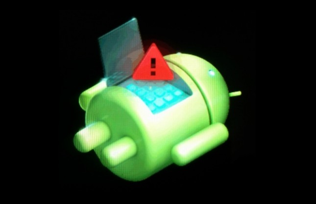 Android Bricked