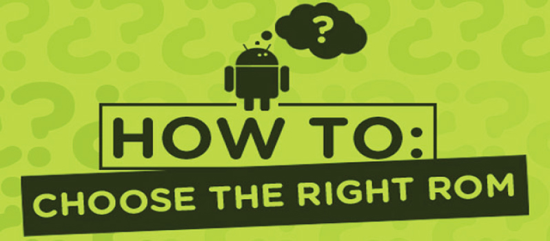 find & select Best ROM for your Android Device