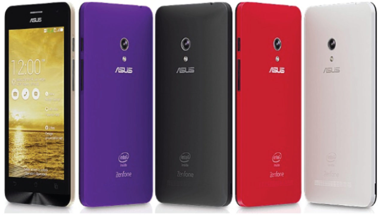 How to Root Asus Zenfone 5 JellyBean-KitKat-Lollipop