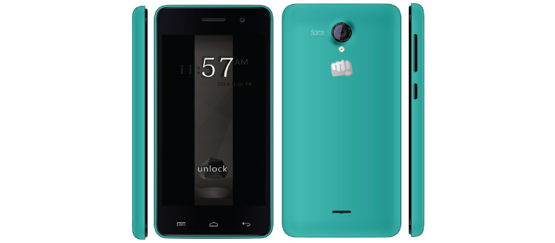 Root & Install Custom Recovery for Micromax A106 Unite 2