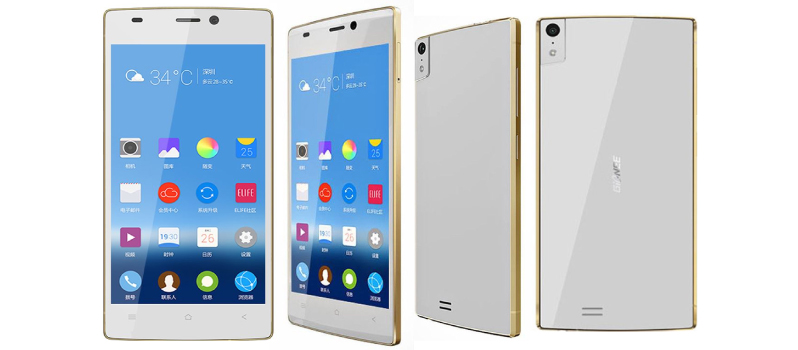Root Gionee Elife S5.5