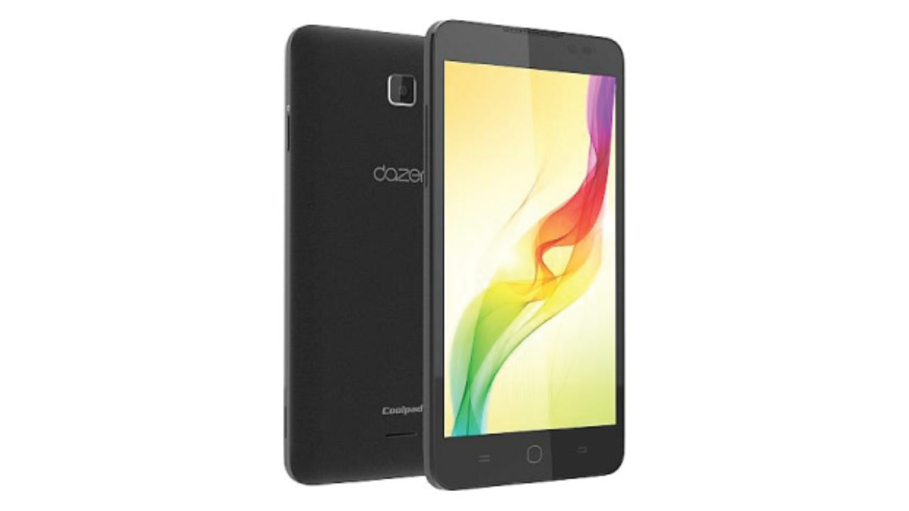 How to Root & Flash CWM Recovery for Coolpad Dazen 1