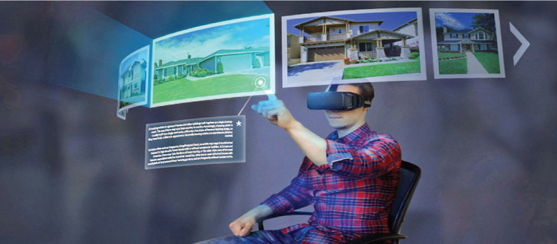 Virtual Reality in Future