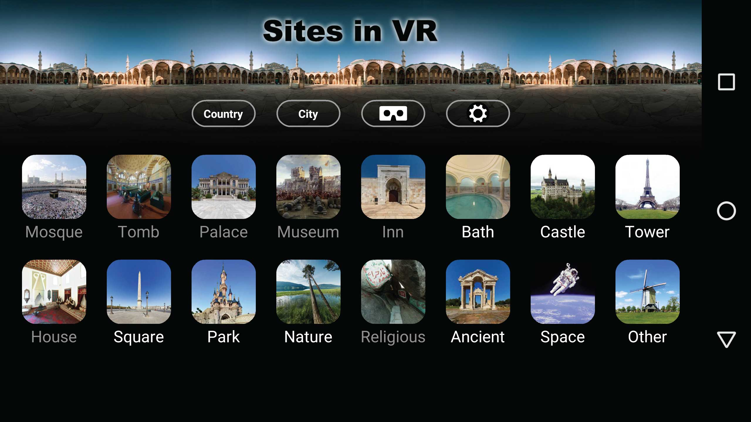 Sites-In-Vr-Home