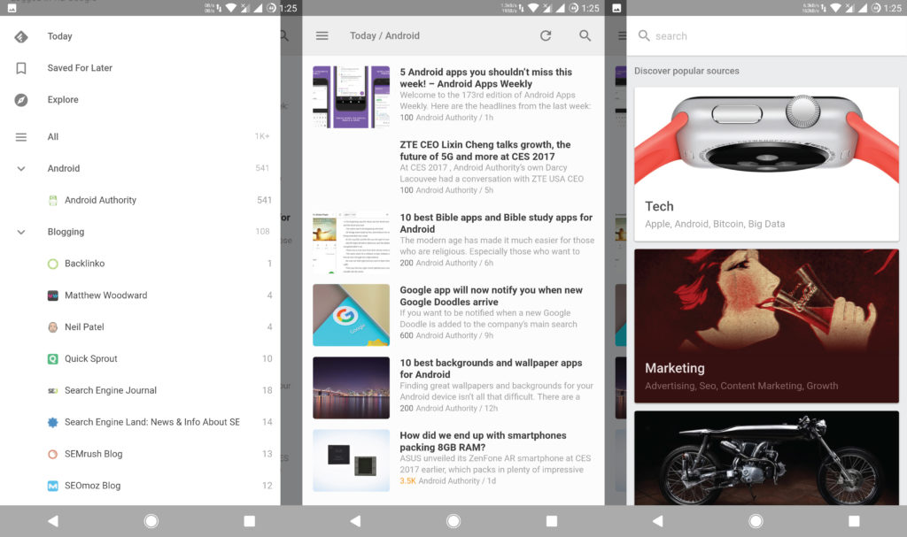 Feedly - Best Apps For Android