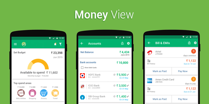 Money View - Best Apps For Android
