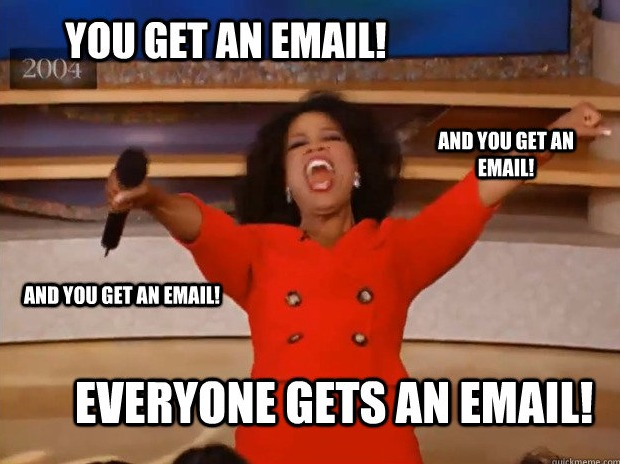 Email Spam Meme