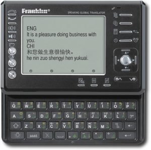 Franklin 12 Language Global Translator