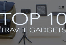 10 Best Gadgets for Traveling