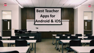 Best Teacher Apps for Android & iOS