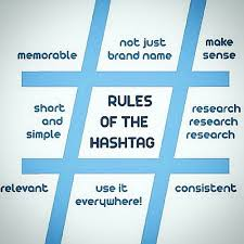 Rules of Hashtags