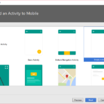 Add Activity Android Project