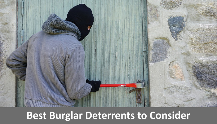 10 Best Burglar Deterrents To Consider Home Security Tips