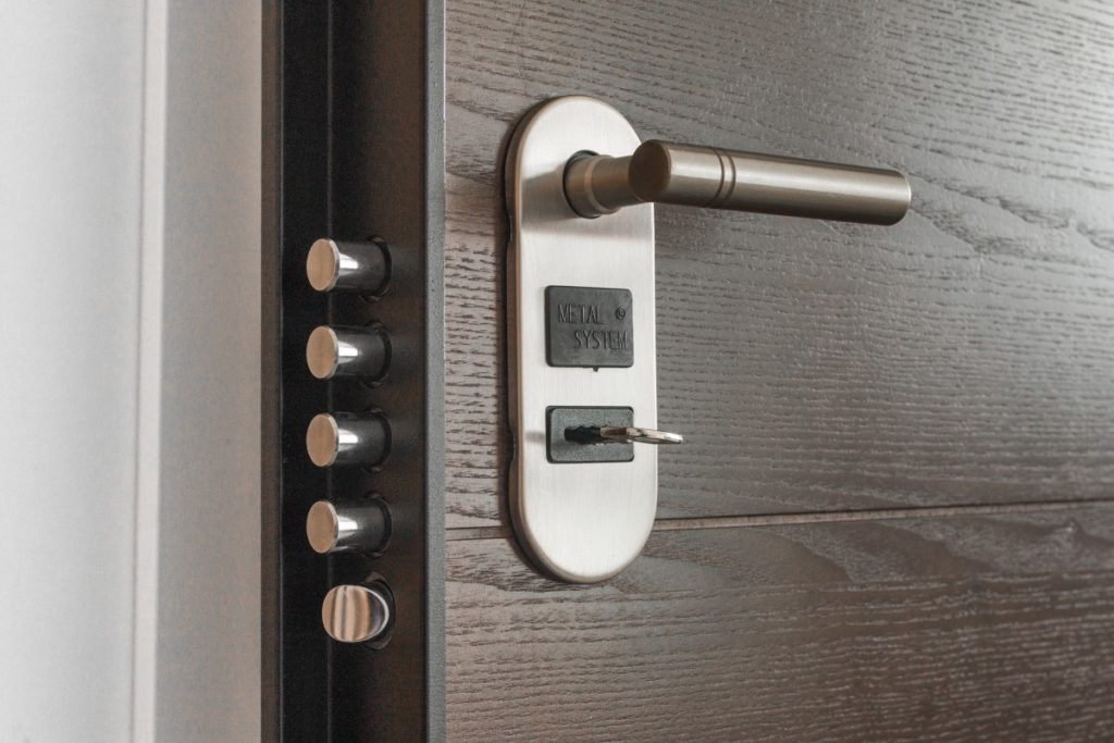Secure Door Lock