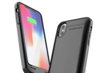 AudioMod Battery Case for iPhone X
