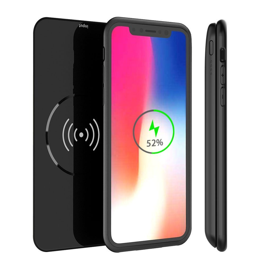 Feekea Wireless Charging iPhone X Battery Case