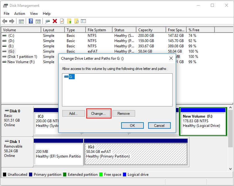 Windows Disk Management