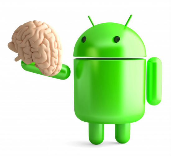 Android is the New Brain