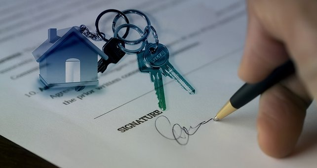 Property Purchase Signature