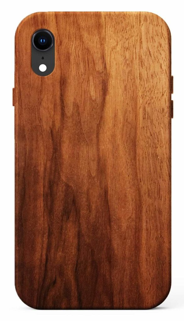 Kerfcase Wood Case For Iphone Xr