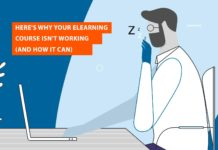 Why Your eLearning Course is Not Working
