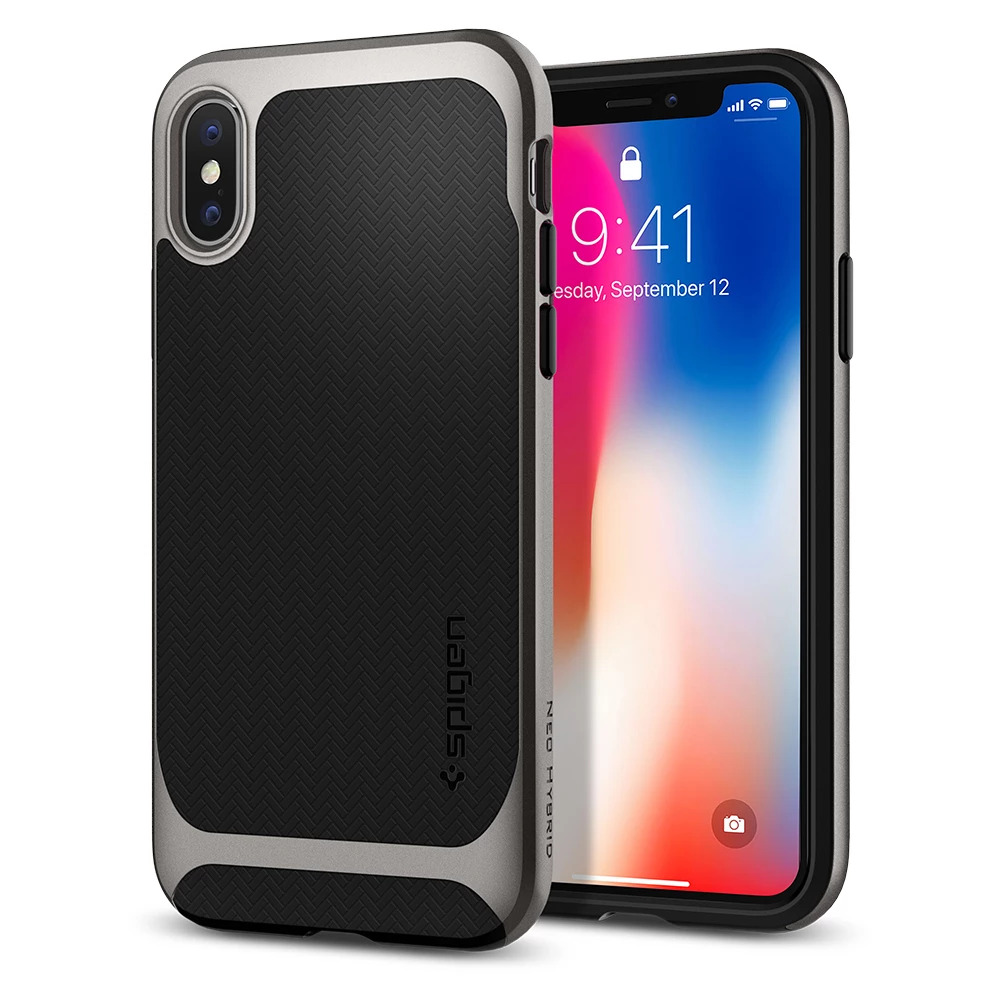 Spigen Neo Hybrid iPhone X Case