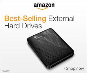 Best Selling External Drives