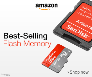 Best Selling Memory Cards