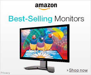 Best Selling Monitors