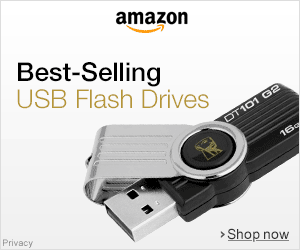 Best Selling USB Flash Drives