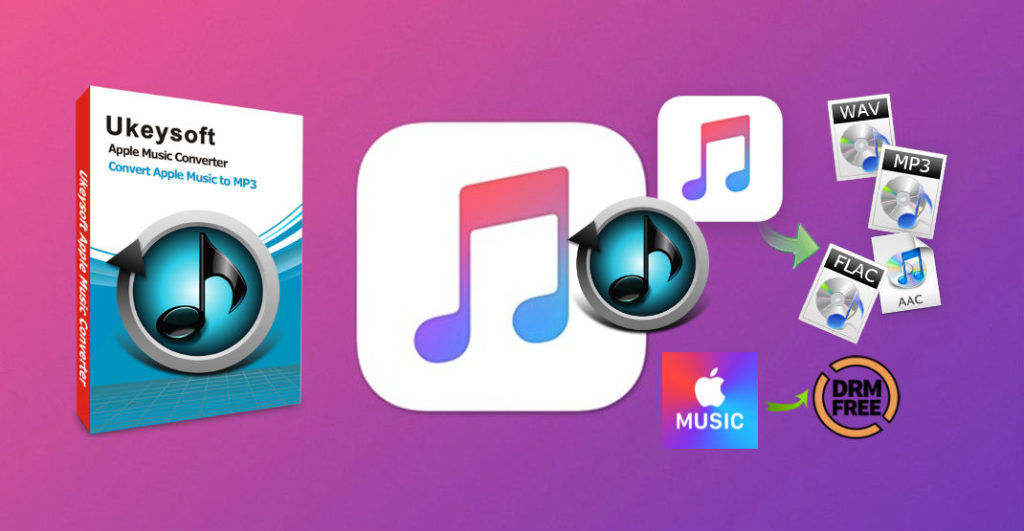 Ukeysoft Apple Music Converter Official