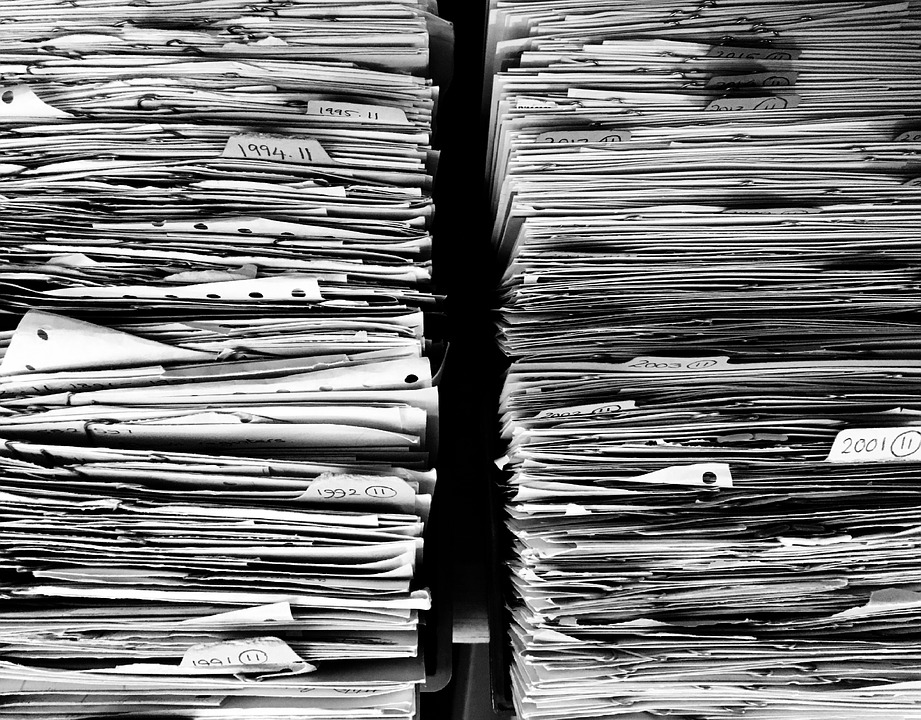 Pile Of Files