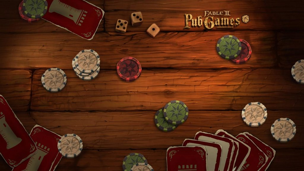 Fable Pub Games