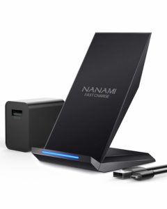 Nanami 2 Coil Qi Wireless Charger