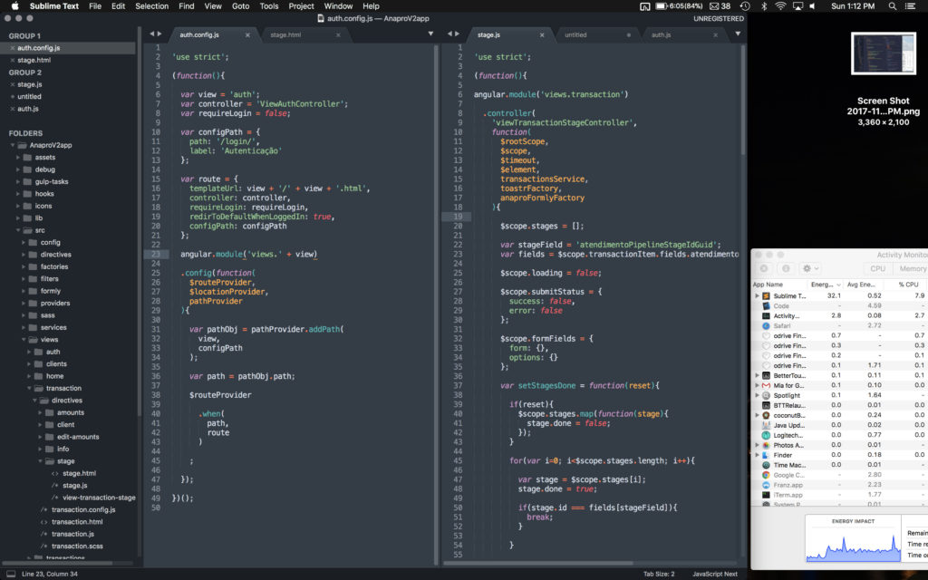 Sublime Text for macOS
