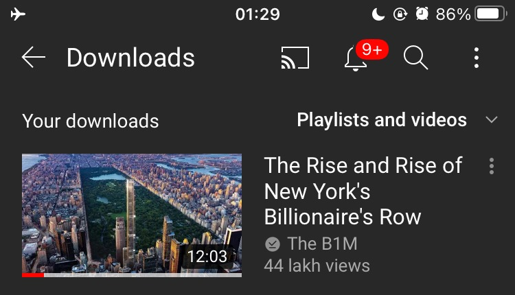 How To Download Youtube Videos - Youtube Premium - My Downloads