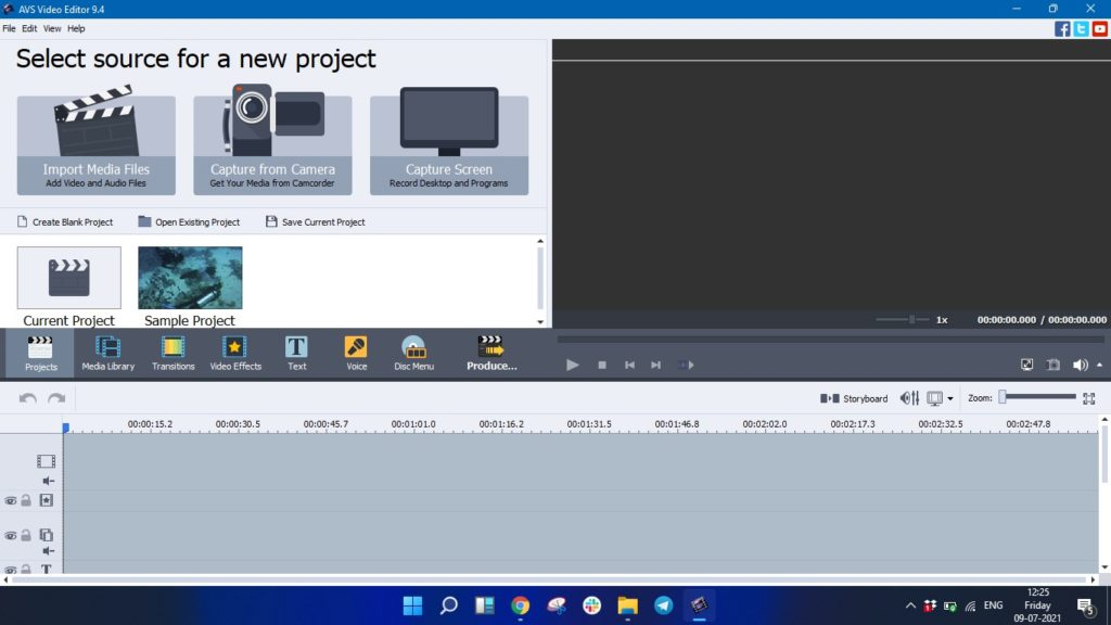 Avs Video Editor Project Page