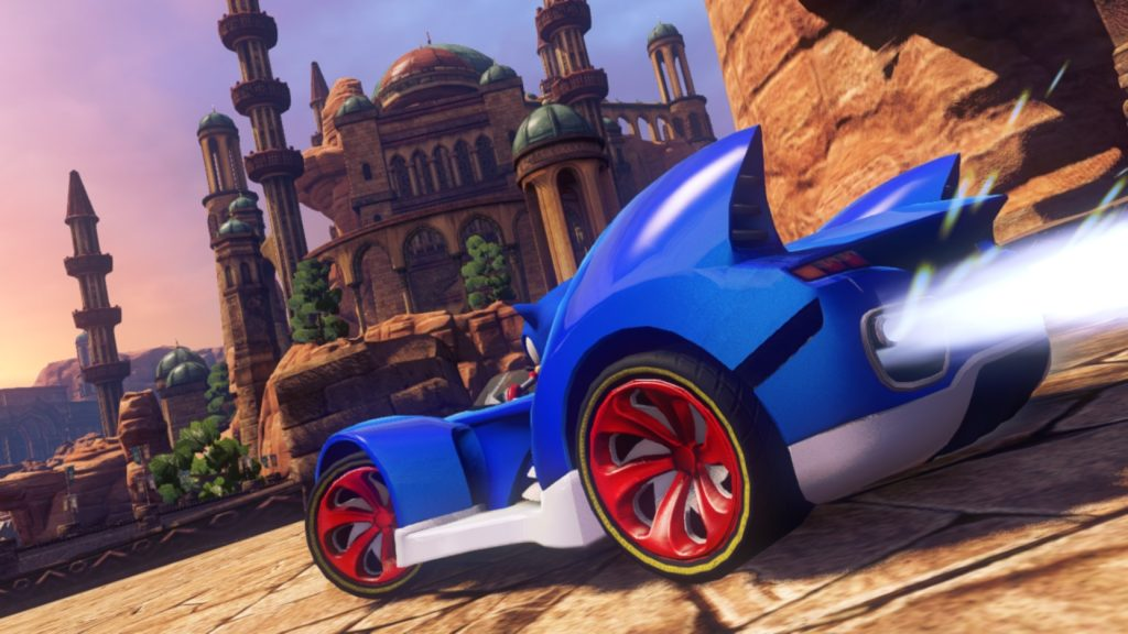 Sonic &Amp;Amp; All-Stars Racing Transformed Collection