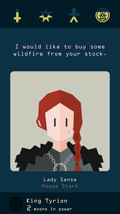 Reigns- Game Of Thrones