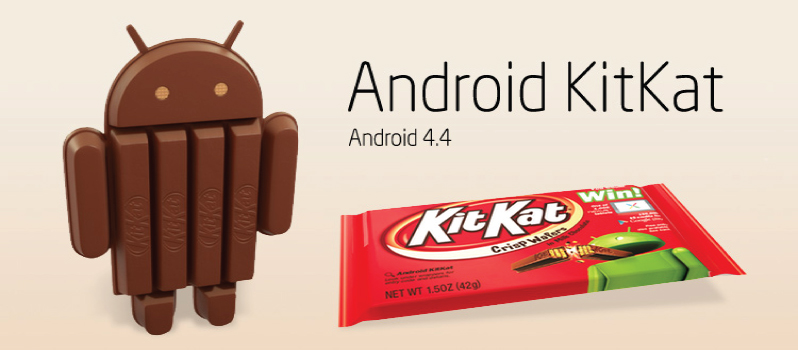 Android 4.4 KitKat Experience On Android Device