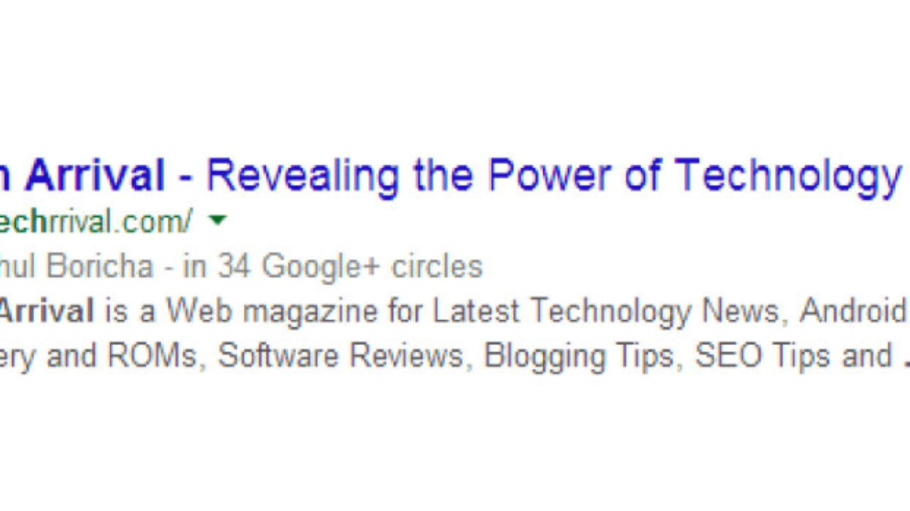 How To Remove Date From Google Search Result