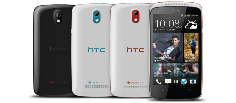 Root & Install CWM Recovery for HTC Desire 500