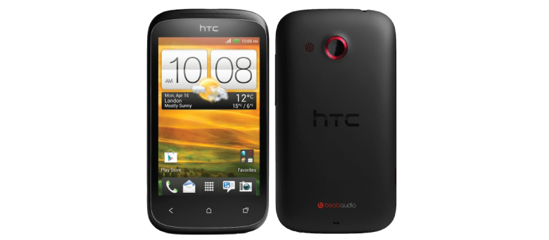 Root & Install CWM Recovery for HTC Desire C