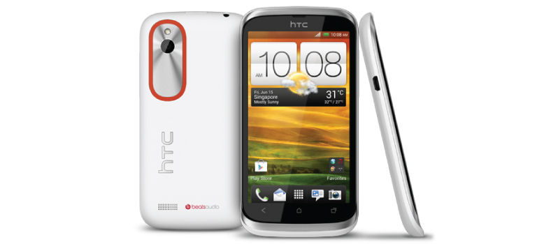 CWM Recovery for HTC Desire V