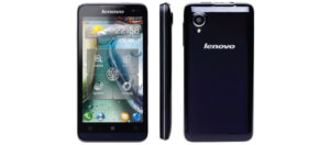 Root & Install TWRP Recovery for Lenovo P770