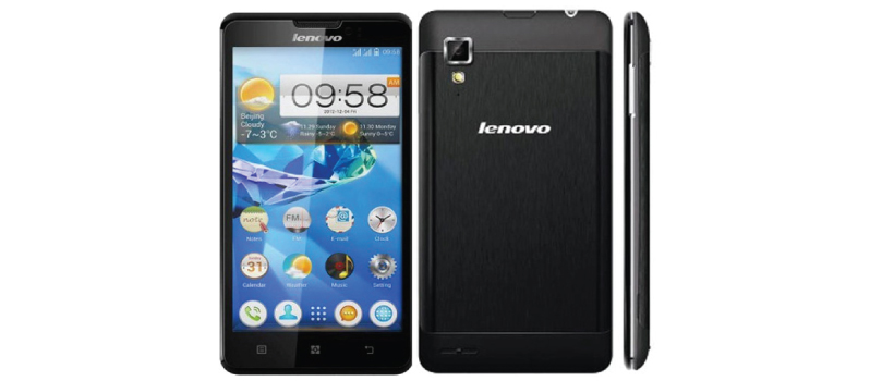 Root & Install CWM Recovery for Lenovo P780