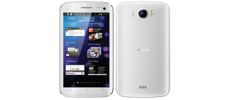 Root & Install CWM Recovery for Micromax A110 Canvas 2