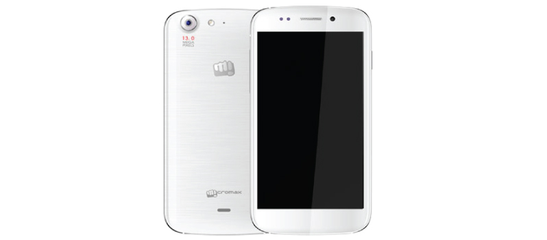 Root & Install CWM Recovery for Micromax A210 Canvas 4