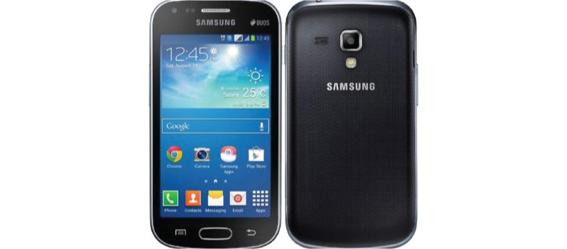 Root & Install CWM Recovery For Samsung Galaxy S Duos 2